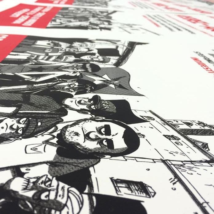 Rebel Art! at Centro Sociale Dordoni